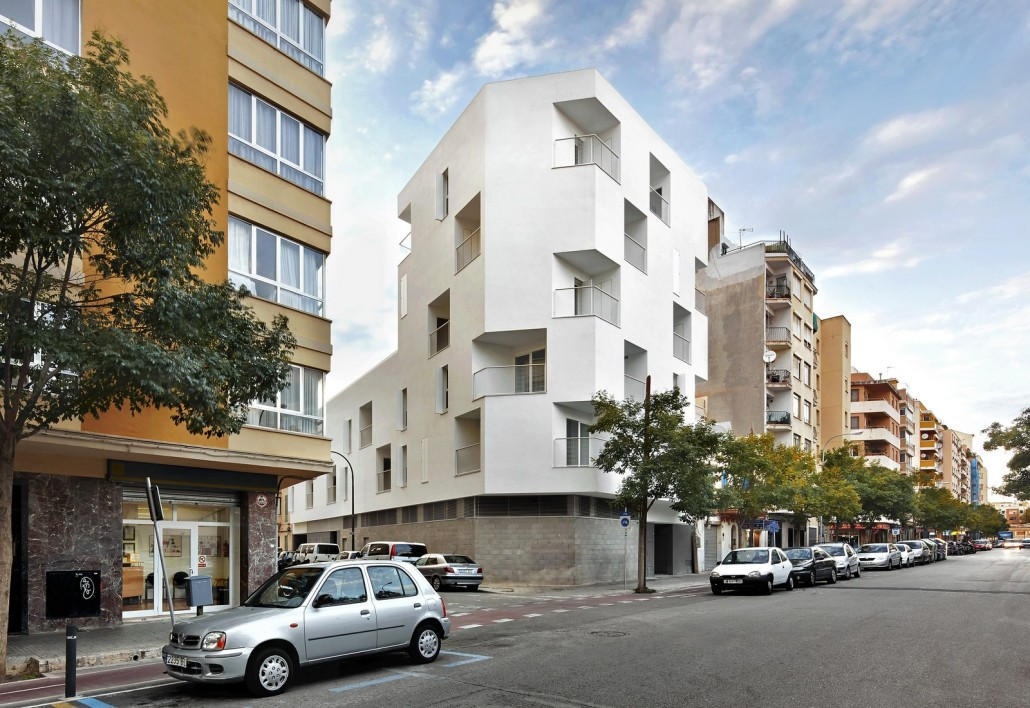 Social Housing in Palma, RipollTizon, foto © archiv RipollTizon
