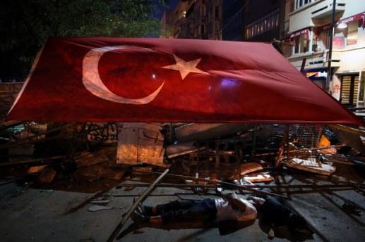 07_Nepokoje v Turecku 2013